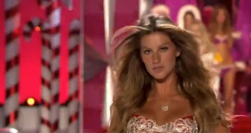 Gisele Bundchen - Victoria's Secret