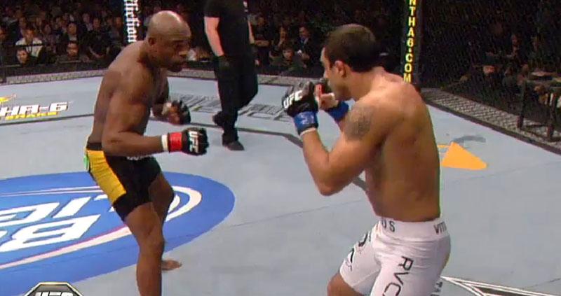 UFC 126: Anderson vs Vitor
