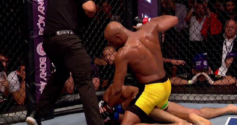 UFC Primetime: Silva vs Sonnen